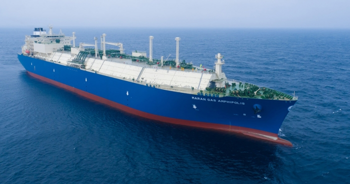 DSME Wins Another LNG Carrier Order from Maran Gas